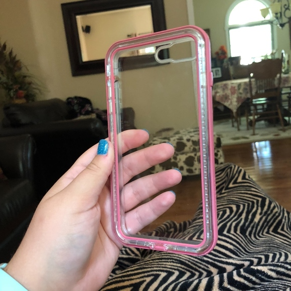 finest selection f31ea f39c2 LifeProof Next Case for iPhone 8 Plus in Pink